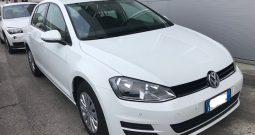 Volkswagen Golf 1.6 TDI 90CV 5porte AUTOCARRO 4 POSTI