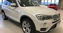 BMW X 3 2.0D  X-DRIVE X-LINE