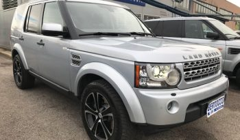 LAND ROVER DISCOVERY 4 3.0 TDI 7 POSTI