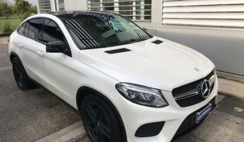 MB GLE COUPE' 350D 4 MATIC PREMIUM PLUS